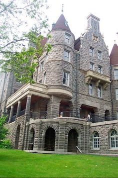 Boldt Castle - Alexandria Bay, NY   I love visiting it. I swear there seems to be more to take in every time I go
