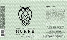 mybeerbuzz.com - Bringing Good Beers & Good People Together...: Night Shift Whirlpool & Morph IPA Cans Coming 8/19...