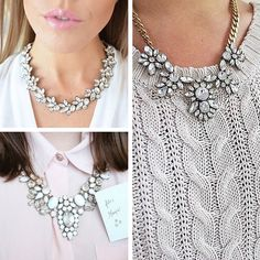 Have you checked our statement necklaces collection?   More  http://www.happinessboutique.com/en/necklaces-8?utm_content=buffer81e6b&utm_medium=social&utm_source=pinterest.com&utm_campaign=buffer  #style #love #fashion