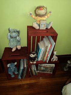 """Matteo's magical """"Where the Wild Things Are""""-themed nursery 