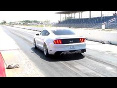 8 Second 2015 Twin Turbo Mustang GT
