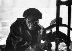 W. Eugene Smith - A steel worker in Pittsburgh circa