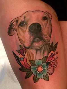 dog tattoo portraits - Google Search …