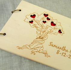 Hey, I found this really awesome Etsy listing at https://www.etsy.com/listing/184472919/custom-wedding-guest-book-rustic-wedding