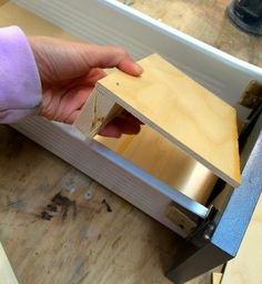 Ana White | Build a Spice Drawer Insert | Free and Easy DIY Project and Furniture Plans