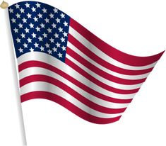 animated memorial day flags day homepages american flag rh pinterest com American Flag Clip Art Black and White American Flag Background Clip Art
