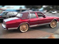 Chevy Caprice Classic, Chevrolet Caprice, Custom Trucks, Custom Cars, Dayton Rims, 1999 Honda Civic, Rims For Sale, Donk Cars, Gangster Girl