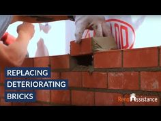 We've got the best masonry contractors in Montreal. See how they're different from bricklayers, what they do & how we can help you for free! Masonry Contractors, Masonry Work, Brick Wall, Montreal, Interior Decorating, Good Things, Decoration, Free, Decor