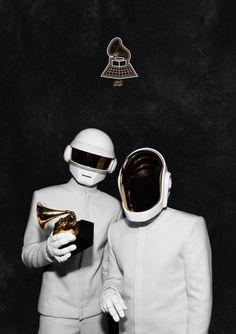 Daft Punk iPhone Wallpaper HD Free Download.