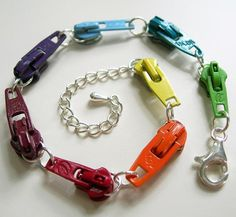 zipper jewelry -!: