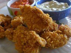 ayşegül mutfakta: home kfc / çıtır tavuk