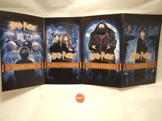 WB Promo Harry Potter & Sorcerer's Stone Movie by POPWILDLIFE, $8.00