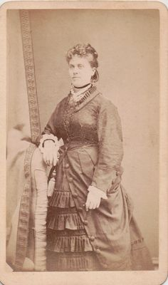 CDV 44 Victorian Women, Female Photographers, 19th Century, Photos, Pictures, Stamp, Painting, Image, Art