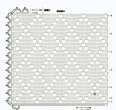 Crochet Doily Diagram, Crochet Diy, Crochet Round, Crochet Blanket Patterns, Love Crochet, Crochet Doilies, Crochet Stitches, Crochet Carpet, Crochet Tablecloth