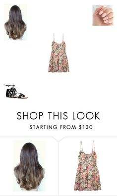 """Untitled #382"" by monroden on Polyvore featuring Elizabeth and James"