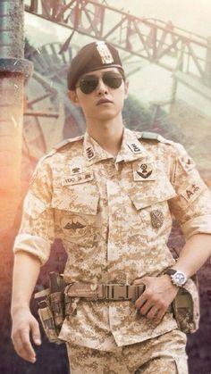 Song Joong Ki on Check it out! Song Hye Kyo, Asian Actors, Korean Actors, Korean Idols, Sung Jong Ki, Song Joong Ki Dots, Soon Joong Ki, Decendants Of The Sun, Les Descendants