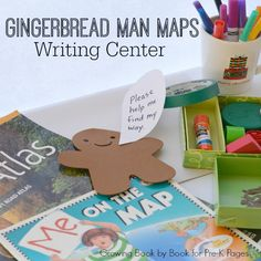 1000+ images about teaching: gingerbread on Pinterest ...