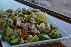 Cobb Salad from Bricktown Brewery at Remington Park