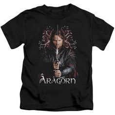 Lord of the Rings : Aragorn Juvy T-Shirt