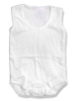 Toddler Sleeveless Onesie Bodysuit 4T, 5T, 6T (5T) CottonBabyOnesies. $8.99