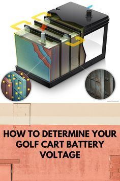 For providing the perfect voltage to the golf cart batteries, you will need to know the general voltage capacity of your batteries. But, most of the golfers do not know how to determine the voltage of the batteries. Here, we will give the techniques to know how to determine the voltage of the batteries. Here, they are- Golf Cart Batteries, Golfers, Outdoor Furniture, Outdoor Decor, Fun Facts, Engineering, Storage, Home Decor, Purse Storage