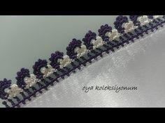 Crochet Edging Patterns, Crochet Lace Edging, Baby Knitting Patterns, Saree Tassels Designs, Saree Kuchu Designs, Tiffany Jewelry, Hand Embroidery Designs, Embroidery Patterns, Lace Background