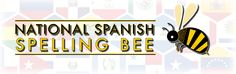 National Spanish Spelling Bee. How cool is this? Download the word list and see how many you know.