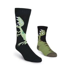 T-REX SOCKS FATHER & SON BUNDLE - Life Soleil Trending Christmas Gifts, Matching Socks, Novelty Socks, Cool Cartoons, Gifts For Teens, Father And Son, T Rex, Anniversary Gifts, Sons