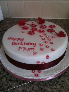 Birthday Cake [OC] [457x609]