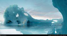 Ice Environment - De Gerardo Gerard