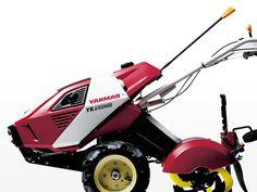 YK450MR・YK650MR ミニ耕うん機・管理機 - ミニ耕うん機 製品・サービス 農業 ヤンマー