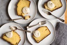 NYT: Lemon Poundcake