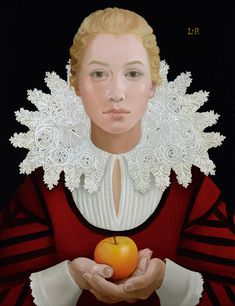 All Was For An Apple - Lizzie Riches