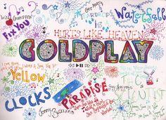 coldplay art - Buscar con Google