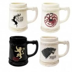 I'll say cheers with these steins any time!