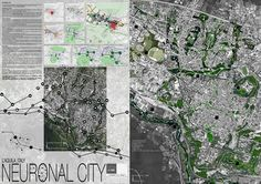 NEURONAL CITY_unrolling - Picture gallery