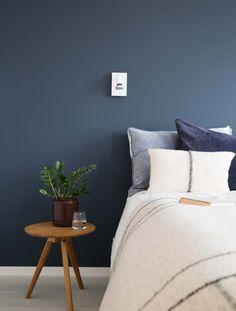 Nyfelt og Strand interiørarkitekter, enebolig nøtterøy, soverom