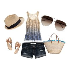 beach time !, created by sonky81.polyvore.com