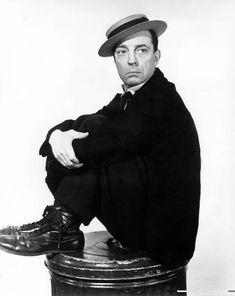 <3Buster Keaton<3 ~ October 4, 1895 – February 1, 1966