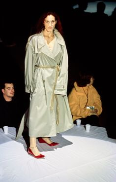 Maison Margiela Spring 2000 Ready-to-Wear Fashion Show Details