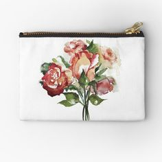 """""""Rosenstrauß"""" von Mojart   Redbubble Coin Purse, Purses, Wallet, Shop, Fashion, Laptop Tote, Iphone Case Covers, Cinch Bag, Stationery Set"""