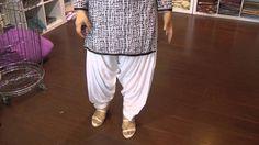 Simple To Sew: Pattialla Salwar Belly Dance Costumes, Diy Costumes, Patiala, Punjabi Suits, Saris, Lehenga Choli, Kurti, Harem Pants, Sewing Patterns