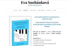 Eva Suchánková a její ebook ZDARMA: Čtení not pro dospělé - 6 snadných kroků jak na to