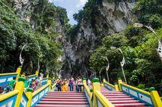Carnet de voyage d'un week-end à Kuala Lumpur en Malaisie