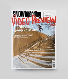 0596151c66c Transworld Snowboarding Magazine. Video Preview. October 2012 Transworld  Snowboarding