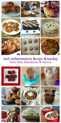 As promised, here is part one of the Anti-Inflammatory Recipe Roundup. I joined . - As promised, here is part one of the Anti-Inflammatory Recipe Roundup. I joined . Dieta Anti-inflamatória, Arthritis Diet, Hypothyroidism Diet, Adrenal Diet, Anti Inflammatory Recipes, Party Decoration, Yummy Food, Tasty, Mad