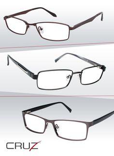 Cruz Eyewear for the Modern Gent: http://eyecessorizeblog.com/?p=5301