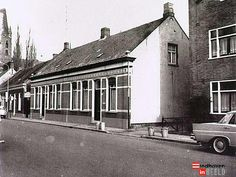 3091 Hoogstraat 313 t/m Eindhoven, Dutch, Mansions, Black And White, History, House Styles, Outdoor Decor, Home, Photos