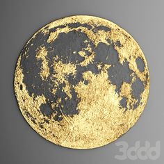 Online Shop Large gold art handpainted abstract oil painting wall decoration quadro cuadros decoracion Wall art Picture for living room Diy Deco Rangement, Find Art, Gold Leaf Art, 3d Wall Art, Wall Art Pictures, Moon Art, Resin Art, Canvas Art, Art Prints