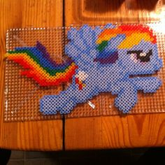 [DONE] Flying Rainbow Dash (3 boards this person like skipped an entire layer idk where but they did somehow)